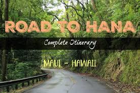 Hawaii the travelers images Road to hana itinerary maui hawaii divergent travelers jpg
