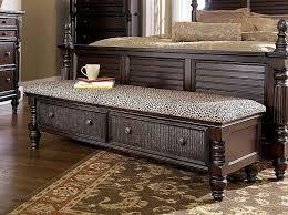 bed storage elegant storage bench for end of king bed storage
