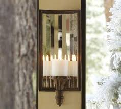 Candle Sconces Contemporary Wall Sconce Ideas Hanging Glass Transparents Modern Ideas Wall