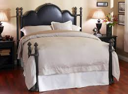 toscana ii upholstered iron bed by wesley allen at
