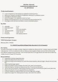 Types Of Resumes Samples by Download Different Resume Formats Haadyaooverbayresort Com