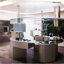 snaidero cuisine cuisine circulaire acropolis de la marque snaidero conçu par