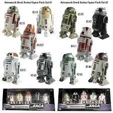 ee exclusive star wars astromech droids complete hasbro