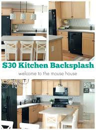Wallpaper For Backsplash In Kitchen Backsplash Wallpaper Backsplash Vinyl Wallpaper Backsplash Ideas