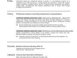 Resumes For Cna Download Resume Cna Haadyaooverbayresort Com