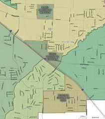 Map Of Denton County 2016 17 Rezoning Elementary Rezoning Maps
