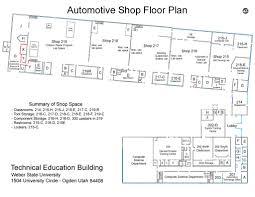automotive shop floor plan unique independent auto dealer