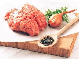 cuisiner de la cervelle de porc cervelle produits cuisine française