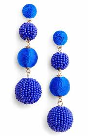 royal blue earrings women s blue earrings nordstrom