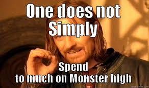 Monster High Memes - monster high quickmeme