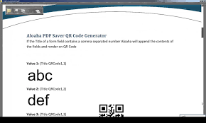 quick qr code generatation with interactive pdf document youtube