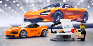lego toyota camry mclaren 720s gets lego fied for little car enthusiasts photos 1