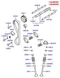 hyundai accent parts catalog car accessories hyundai accent verna 1999 двигатель распредвал