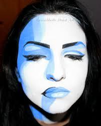 pop art face painting by crissabbathpaintart deviantart com on