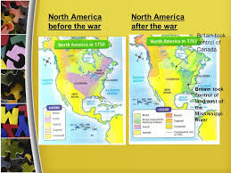 america map before and after and indian war chapter 7 lesson 1 acos 5b identify reasons for the and