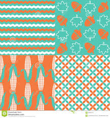 thanksgiving patterns stock vector image of decorative 60905373