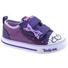 light up shoes for girls girls skechers twinkle toes shuffles itsy bitsy purple light up