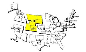 fema region map rocky mountain regional care model for bioterrorist events locate