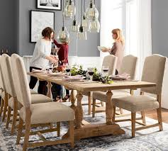 Tufted Dining Room Chairs Sale Pottery Barn Dining Tables And Chairs 20 Sale For Fall 2017