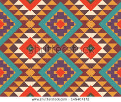 Colorful Aztec Rug Colorful Aztec Pattern Download Free Vector Art Stock Graphics