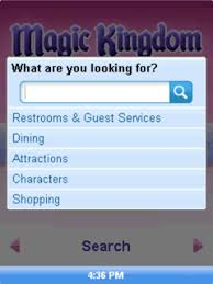 mobile magic u2013 first disney parks mobile app now available