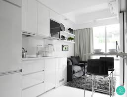 home renovation singapore condo by interior design company rezt n