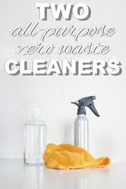 going zero waste zero waste all purpose cleaner