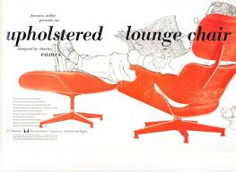 Herman Miller Lounge Chair And Ottoman by 80 Best Lounge Chair Charles U0026 Ray Eames 1956 Images On