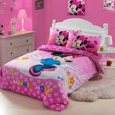 Mickey Mouse Toddler Duvet Set Minnie Mouse Comforter Set Tjihome