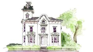 wedding cake house wedding cake house landmarks historical buildings 514