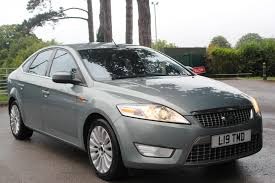 used ford mondeo titanium x 2008 cars for sale motors co uk
