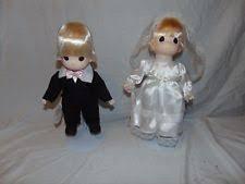 precious moments bride groom dolls ebay