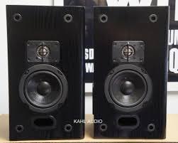 jbl home theater speakers kahl audio jbl ht1d dipole surround speakers thx certified