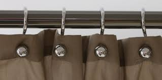Roller Shower Curtain Rings Ideas Stylish Ideas Curtains With Hooks Awesome And Beautiful Roller