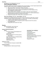 Resume Samples Insurance Jobs by 10 Sales Resume Samples Hiring Managers Will Notice