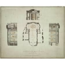 Chapel Floor Plans And Elevations Design For Alterations To The Chapel New Wardour Castle