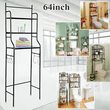 Bathroom Towel Storage Cabinet Bath Storage Cabinets Ebay