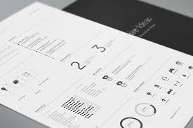 Resume Templates Best by The Best Cv U0026 Resume Templates 50 Examples Design Shack