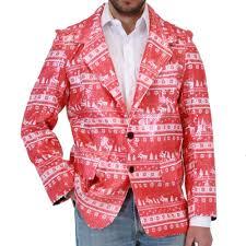 blazer sweater sequin reindeer blazer jacket