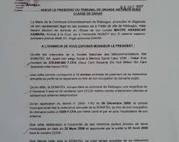 redevance bureaux programme pnaer thierno alassane sall accusé d avoir demandé 1