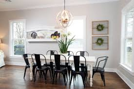 Dining Room Wall Art Ideas Fill Your Walls With U0027fixer Upper U0027 Inspired Artwork 11 Easy To