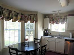 window treatments for kitchens interior bay window treatments ideas incredible valance ent drapes