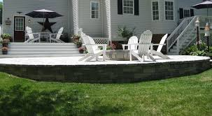 Patio Retaining Wall Pictures Retaining Walls Richmond Va Wall Installation Seating Walls