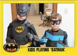 Kids Batman Halloween Costume Batman 1989 Film Special Feature Burton Batman Halloween