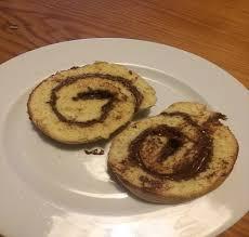 goosto cuisine roulés au nutella recettes de cuisine goosto