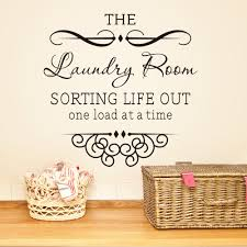 Laundry Room Decor Accessories by Online Get Cheap Laundry Wall Decor Aliexpress Com Alibaba Group