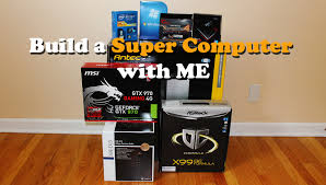15 Insane Pc Builds That Will Make You Drool by Build Your Own Supercomputer Project Computers Simply Additions
