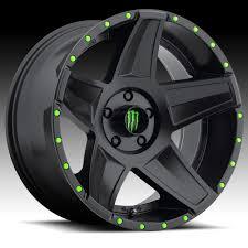custom black jeep dropstars monster energy edition 648b black custom wheels rims