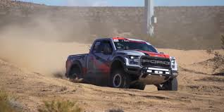 baja truck racing 2017 ford f 150 raptor completes baja 1000 ford authority