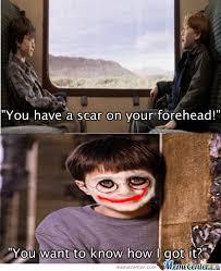 Dark Knight Joker Meme - joker potter by thezephyrishere meme center